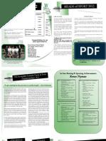 Sports Newsletter, (3rd Ed.)