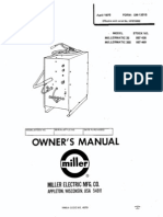 MillerMatic 35s