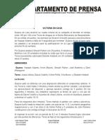Nota de Prensa Guaros-Toros Juego # 2 26-02-2012 Bqto 2012