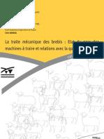758-La Traite Mecanique Des Brebis