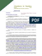 LEI N° 10836-2004 BOLSA FAMILIA