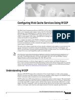 WCCP Cisco Cache