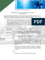 Protocolo amputación de miembros superiores e inferiores