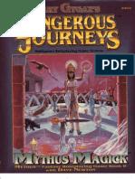 Dangreous Journeys Mythus Magick