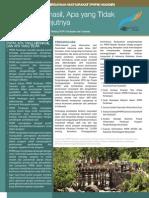 Final_Brochure_Apa Yang Berhasil Apa Yang Tidak Dan Apa Selanjutnya Fakta Berdasarkan Evaluasi Dan Studi-Bhs Indonesia_09062011