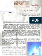 Awaking t0 a Nightmare (2)