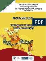 Book- International Symposium- Bali, Nov. 2011