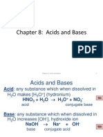 Ch 8_Acids and Bases