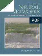 Networks+ Foundation+ +Simon+Haykin
