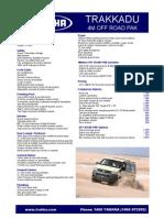 Trakkadu ORP Brochure