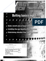 Bolting Basics Explained