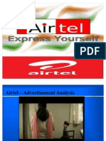 Marketing Analysis of an Advertisement