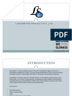 Land Smiths Glonassindia Projects Pvt Ltd