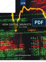 Asia Capital Markets Monitor.