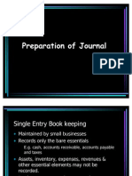 Journal Accounts to Trial Balance
