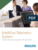 IntelliVue Telemetry System Brochure %28Non-US%29