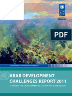 Arab Development Challenges Report 2011