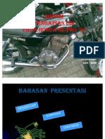sistem pengapian cdi