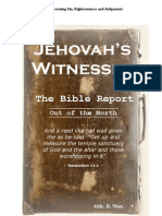Jehovah's Witnesses - The Bible Report