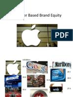 Customer Based Brand Equity Wmg
