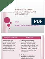 Perubahan Sistem Reproduksi Uterus,Vagina,Dan Perineum