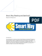 SmartWay Scope and Sequence