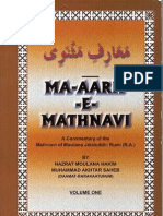 MA'AARIF-E-MATHNAWI-A-Commentary-of-the-MATHNAWI-By-Hakeem-Muhammad-Akhtar-Saheb