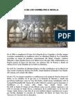 Lllegada de los Carmelitas a Sevilla