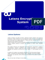 Latens Encryption System