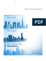 CFA 2011 Annual Report