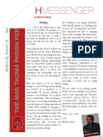 News Letter March 2012