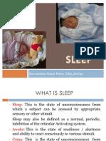 Sleep and Pain 2010