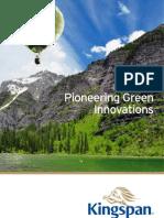 Marketing Environmental Envrionment Green Leed Breeam Kingspan Env Booklet.pdf 070611