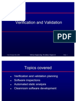 22725399 Verification and Validation