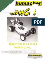 Schumacher Bosscat Manual