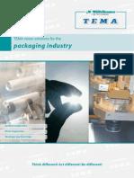 Brochure TEMA Vision Solutions Packaging Industry 10 2010 eBook