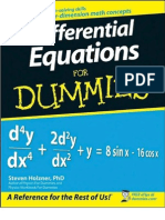 Differential Equations for Dummies 2008 - Malestrom