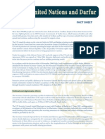 UN-Darfur Fact Sheet