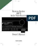 Harman Kardon AVR70