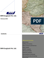BHN Surgicals Pvt. Ltd. - Company Profile