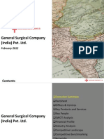 General Surgical Company (India) Pvt. Ltd - Company Profile