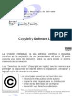Copyleft y Derechos de Autor