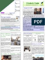 """Publicação Diocesana - """"Vinde e Vede"""" - N.º 12"""