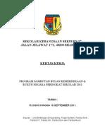 Kertas Kerja Kemerdekaan & Rukun Negara 2011