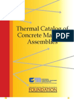 Thermal Catalog Phase I