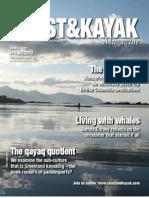 Coast&Kayak Magazine Spring 2012