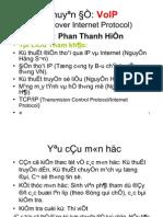 Bai Giang Giao Trinh VoIP