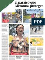 Güeppí Reserva Natural y Ecológica en el Amazonas