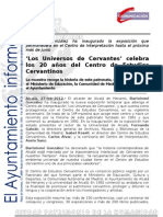 UNIVERSOS Expo Centro Estudios