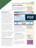 Compiere Enterprise Datasheet